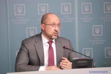 """Reisen während der Covid-Pandemie: Schmyhal bestätigt Eintragung der Ukraine in """"Grüne Liste"""" der EU"""