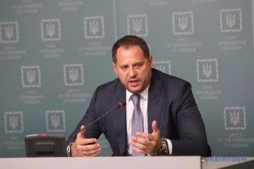 Ukrainian president's speech at UN General Assembly had powerful effect - Yermak