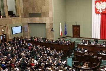Sejm Polski wezwał do powstrzymania Nord Stream 2 i wyraził poparcie Ukrainie