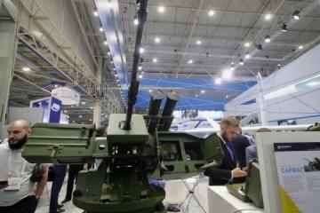Armas y Seguridad 2021: Ukrspetsexport firma un contrato con Pakistán