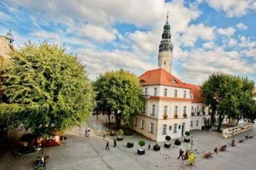 W Polsce w Zielonej Górze, będą świadczone usługi konsularne dla Ukraińców