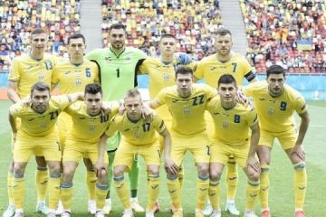 EURO2020 ウクライナ代表、決勝T進出決定