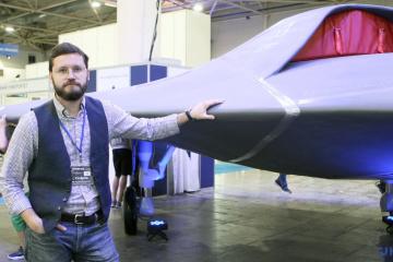 New Ukrainian combat drone costs over $10 M