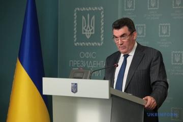 Le Conseil de sécurité nationale et de défense de l'Ukraine a imposé des sanctions à l'encontre d'un député de la Rada et de plusieurs professionnels des médias