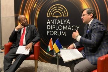 Antalya acoge un foro sobre la diplomacia innovadora con la participación de una delegación de Ucrania