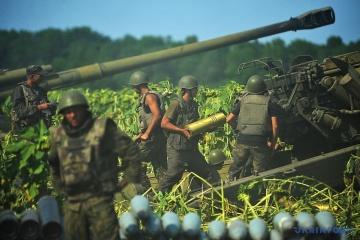 Nueve violaciones del alto el fuego en la zona de la OFC