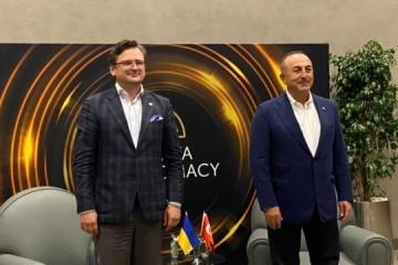Turcja wesprze integrację euroatlantycką Ukrainy – MSZ
