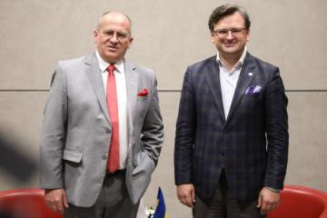 Ucrania y Polonia coordinan posiciones para oponerse a Nord Stream 2