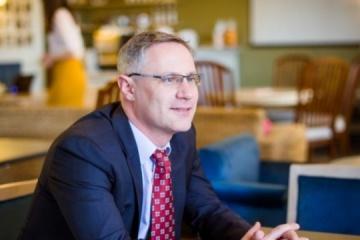 Michael Brodsky wird neuer Botschafter Israels in der Ukraine