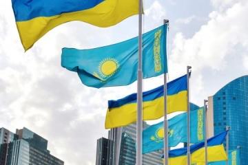 Ucrania y Kazajstán buscan profundizar la cooperación en energía