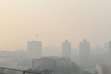Staubstürme können in der Ukraine noch zwei Tage dauern
