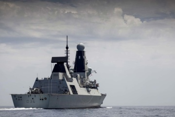 Rusia abre fuego de advertencia contra destructor británico frente a las costas de Crimea