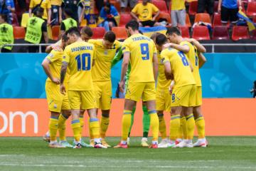 Ucrania se enfrentará a Suecia en los octavos de final de la Eurocopa 2020