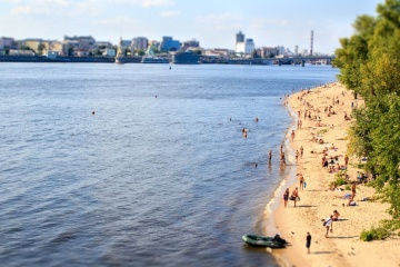 Im ersten Sommermonat ertranken in der Ukraine 126 Menschen, darunter 28 Kinder