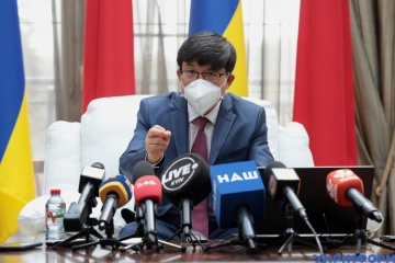中国大使、ウクライナ政府とのインフラ分野協力協定の重要性強調