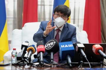 Ambassador: Increasing number of big Chinese companies willing to work in Ukraine