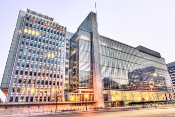 Le gouvernement ukrainien et la Banque mondiale ont signé un accord pour 350 millions de dollars