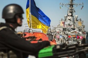 Na Morzu Czarnym rozpoczynają się międzynarodowe ćwiczenia morskie Sea Breeze