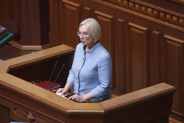Denisova: 405 Ukrainians held in concentration camps and torture chambers in Russia and occupied territories