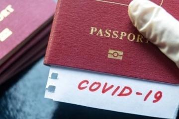 """EU kann ukrainische """"Covid-Zertifikate"""" bis Ende des Sommers anerkennen - Ministerium"""