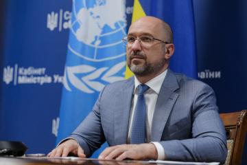 Denys Chmygal : Nous avons mis en œuvre 10 projets conjoints avec l'ONU