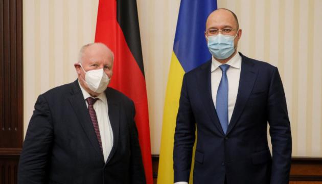 Regierungschef teilt dem deutschen Sondergesandten die Reformagenda mit