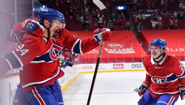 НХЛ: «Монреаль» переміг «Торонто» і вийшов у другий раунд Кубка Стенлі