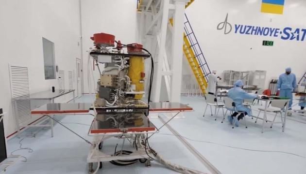 """SpaceX –Rakete soll ukrainischen Satelliten """"Sitsch-2-30"""" ins All befördern"""