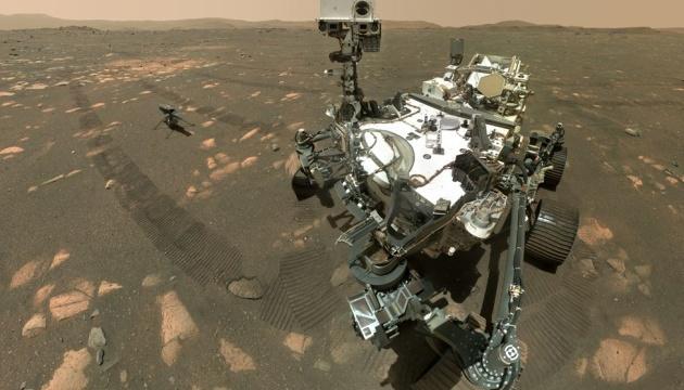 Марсоход NASA провел на Красной планете первые 100 дней