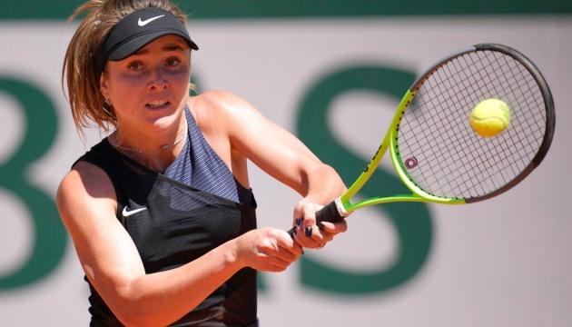 Світоліна вийшла до третього кола Відкритого чемпіонату Франції з тенісу