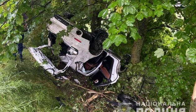 На Миколаївщині перекинувся позашляховик із підлітками, четверо постраждалих