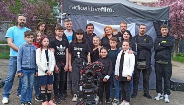 Школярі Лисичанська взяли участь у зйомках кліпу групи «Океан Ельзи»