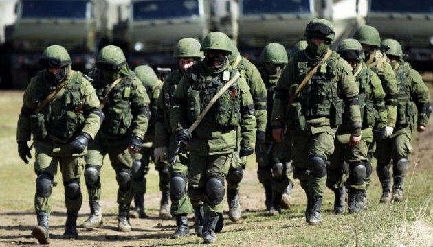 Ministerio del Interior: Rusia intenta duplicar el número de sus tropas en la frontera con Ucrania