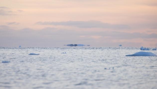 Возле украинской станции в Антарктиде заметили «летучие» айсберги