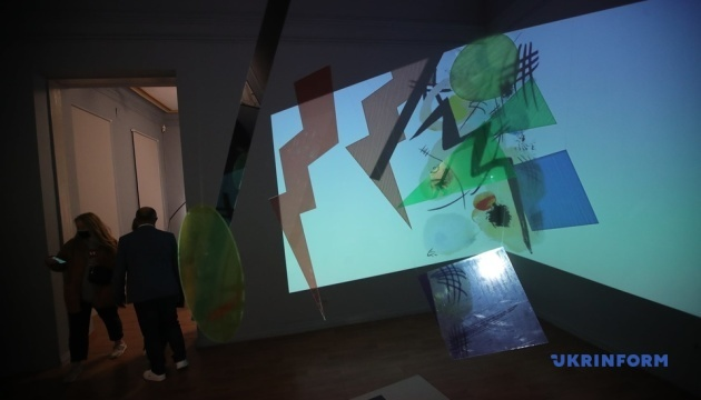 В Україні вперше презентували колекцію ескізів художника Василя Кандинського