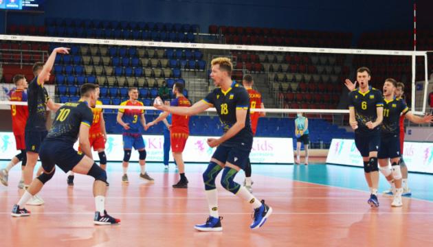 Українські волейболісти перемогли на старті Золотої Євроліги