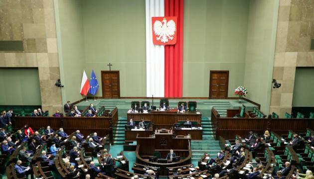 Политсила Качиньского уверенно удерживает лидерство в Польше