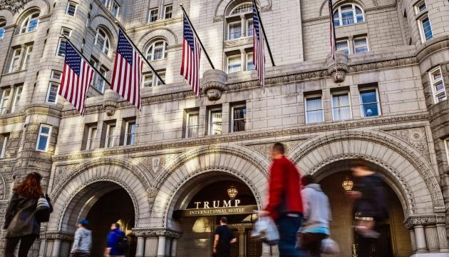 Трамп знову продає права на оренду свого готелю у центрі Вашингтона – WP