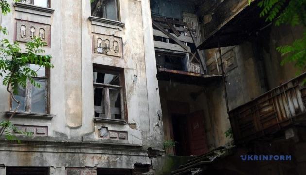 В Одесі забудовник почав зносити історичну «Друкарню Фесенка»