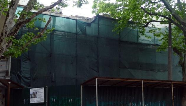 В Одесі забудовник продовжує руйнувати старовинну «Друкарню Фесенка» - активісти