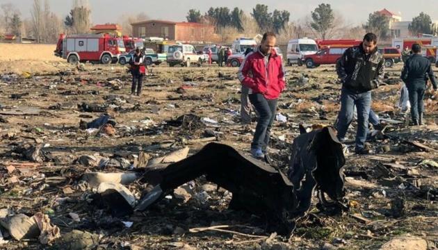 Катастрофа літака МАУ: Україна та Іран розпочинають третій раунд переговорів