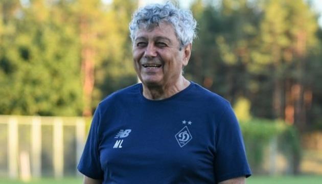 «Динамо» продовжило контракт із Луческу до 2023 року