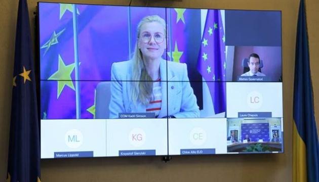 Comisaria europea Simson: La UE no apoya la construcción del Nord Stream 2
