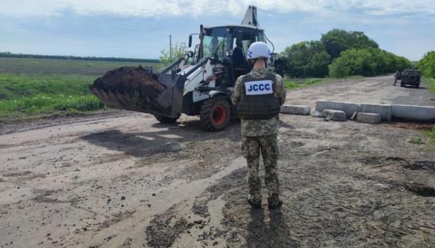 Окупанти не надали гарантії безпеки для ремонту цивільних об'єктів у зоні ООС