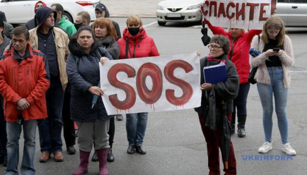 Одесские экологи протестуют против дороги в охранной зоне Куяльницкого лимана