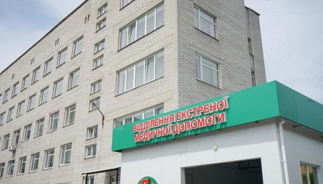 У Новограді-Волинському реконструювали приймальне відділення лікарні