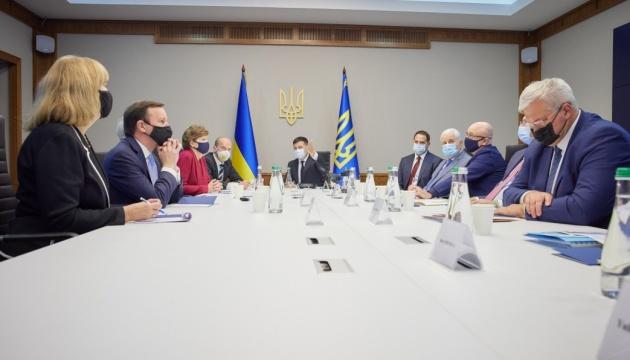Зеленський: Не дати ввести в експлуатацію Nord Stream 2 можуть лише США