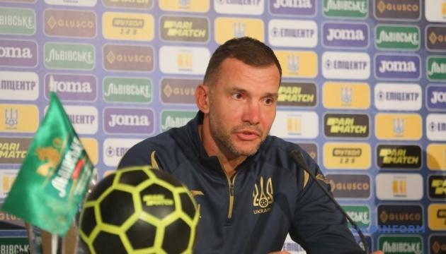 Шевченко: Ярмоленко буде грати в двох товариських матчах