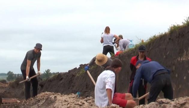 На раскопках скифского кургана нашли алтарь для жертвоприношений