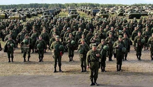 Росія збільшує армію на західному кордоні: наскільки це серйозно